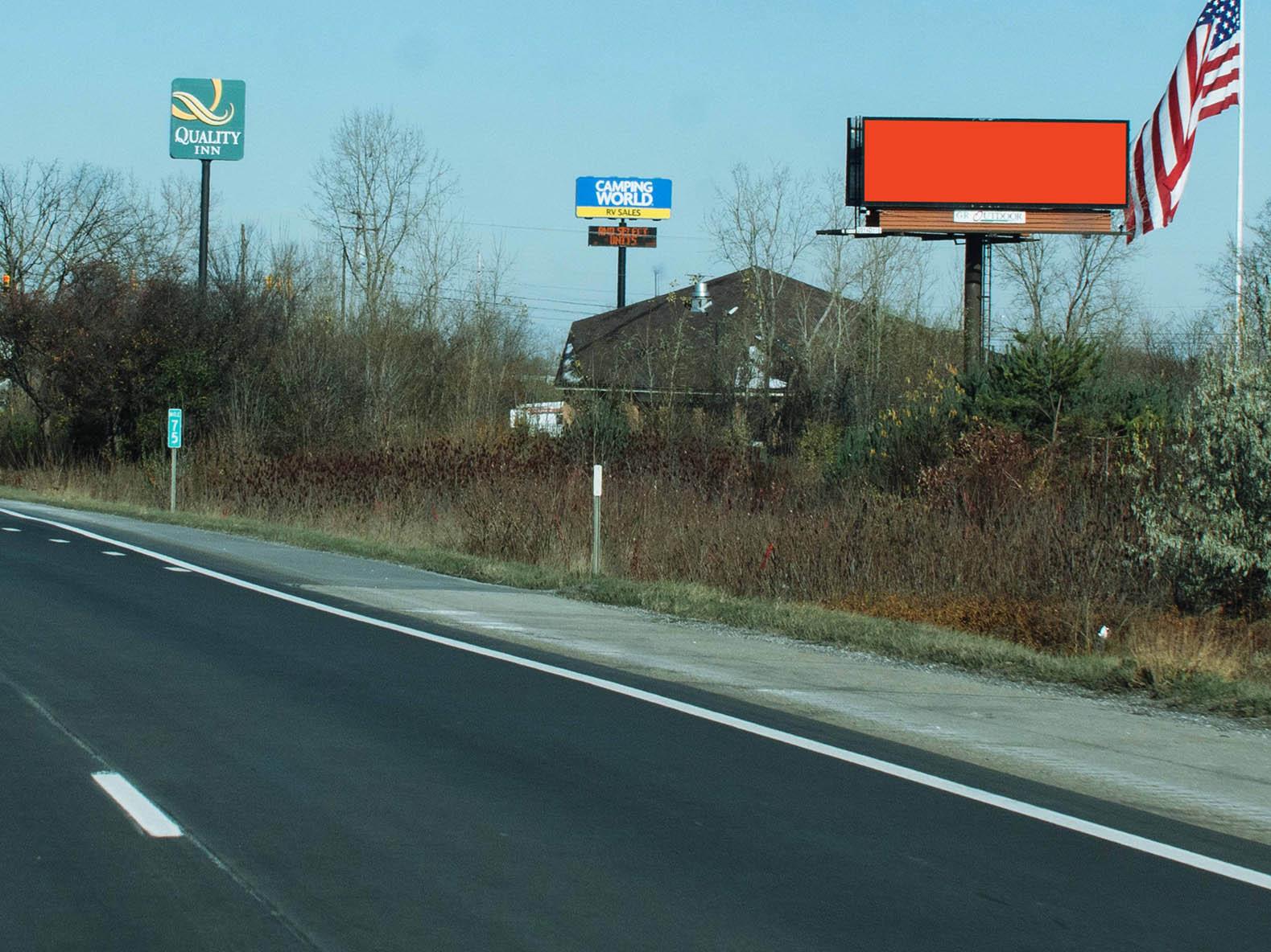 Billboard 109 South (10 x 30) - Geopath: 30655429