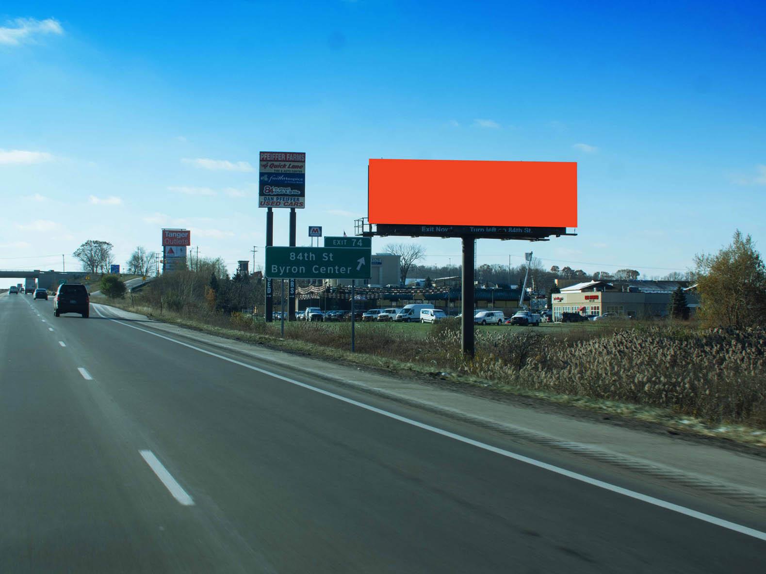 Billboard 110 North (14 x 48) - Geopath: 30752121
