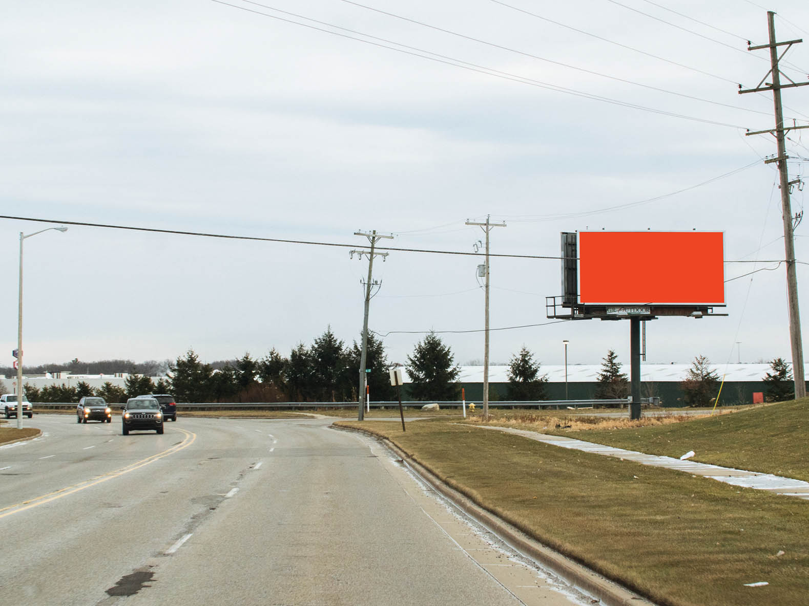 Billboard 401 West (12 x 25) - Geopath: 30655459