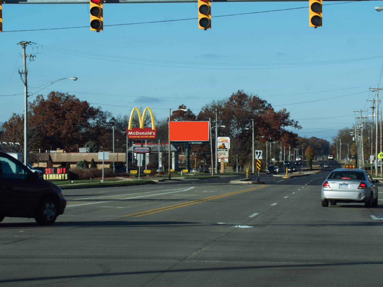 Billboard 405 West (12 x 25) - Geopath: 30655498