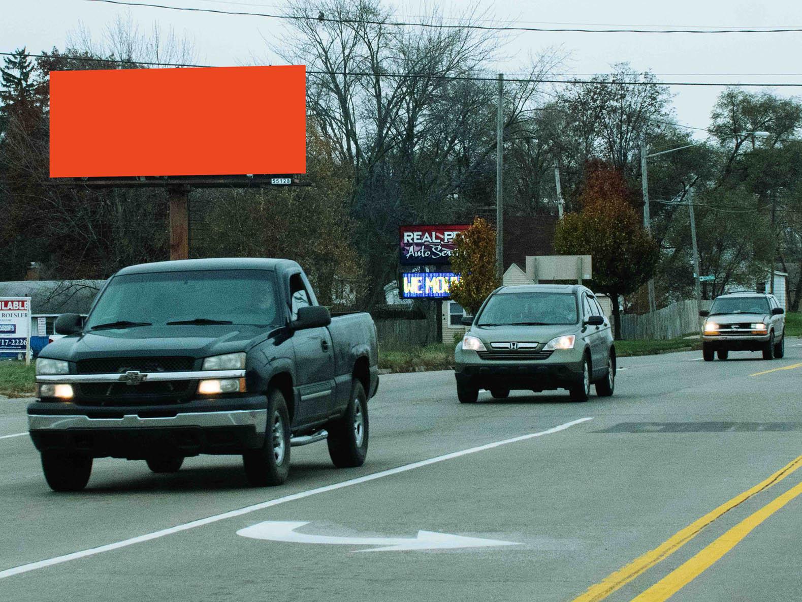 Billboard 407 West (10 x 26.1) - Geopath: 30655461