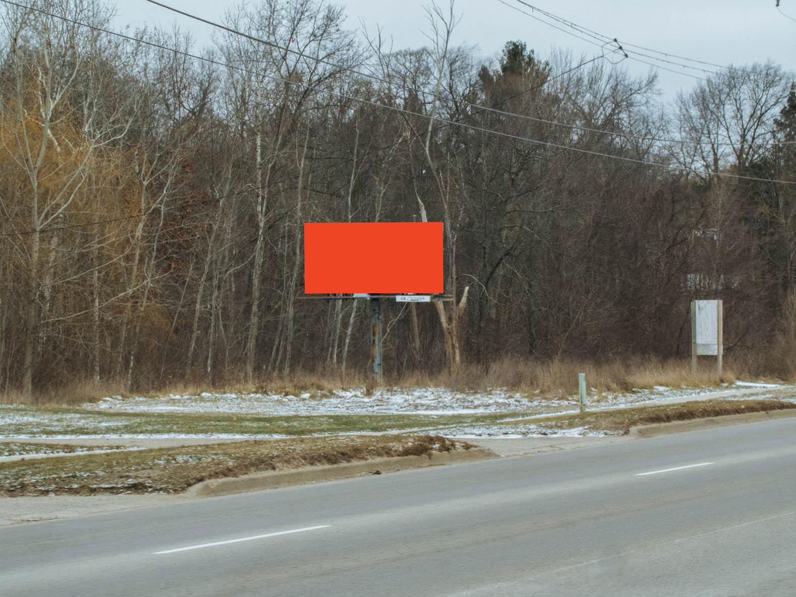 Billboard 416 South (8 x 16) - Geopath: 30655502